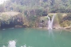 Pangas falls