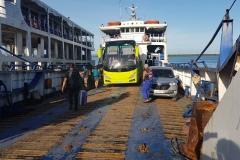 Trajekt na Bantayan Island