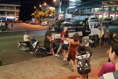 Noční centrum Cebu City