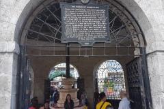 Magelanův kříž v Cebu City