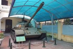 Vojenské muzeum Hanoj