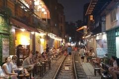 Hanoi Street Train