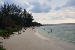 Koh Phan Ngan - Pláž