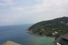 Koh Phan Ngan - Vyhlídka mezi Haad Rin a přístavem