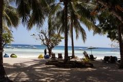 Pláž u resortu Panglao Grande