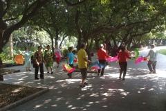 Lychee park - trochu cvičení