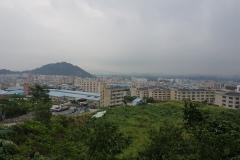 Shenzhen průmysl a továrny